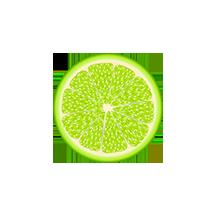 Categoria de Gelatina Sabor Limão
