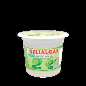 Gelatina Sabor Limão de 140g