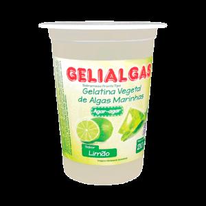 Gelatina Sabor Limão de 210g