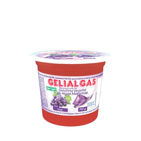 Gelatina Sabor Uva de 140g